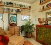 Design décoration intérieure éclectique