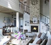 jolie maison familiale rustique
