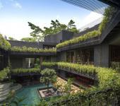 architecture écologique résidentielle verte maison