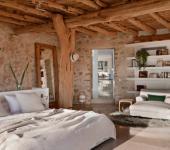ambiance rustique maison méditerranéenne