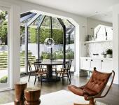 intérieur design contemporaine maison moderne de ville