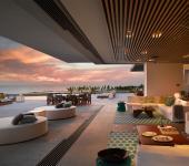 belle résidence de vacances luxe