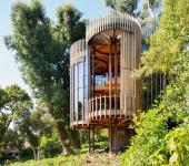 architecture résidentielle atypique maison originale insolite en bois