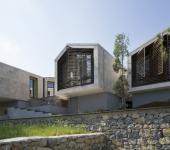 maison originale à l'architecture contemporaine