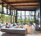 maison rustique de vacances montagne