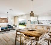 design intérieur moderne maison secondaire