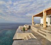 belle résidence secondaire vacances à la mer grèce