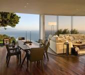 belle maison de prestige avec vue sur mer
