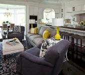 séjour maison de charme classique