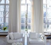 design intérieur élégant hôtel particulier à Paris