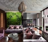 luxueuse résidence maison de luxe intérieur design