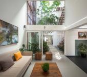 maison d'architecte design agencement original