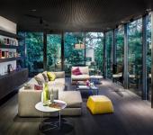 maison architecture moderne rénovation agrandissement