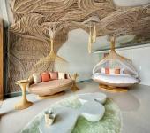 design intérieur original exotique