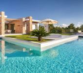 belles vacances de luxe ibiza villa à louer