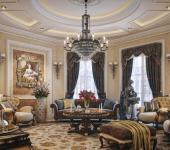 intérieur somptueux villa de luxe