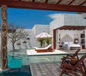 Villa de luxe exotique vacances