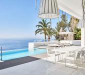belle villa exotique costa blanca espagne