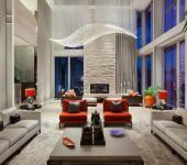 intérieur design luxe villa