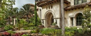 architecture maison toscane luxe résidence de standing belle demeure