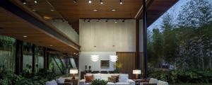 architecture résidentielle maison familiale de luxe