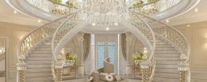 intérieur luxe prestige design oriental