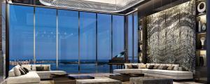 penthouse miami de luxe avec vue