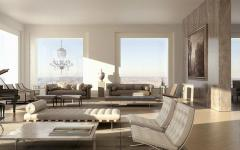 séjour design appartement de luxe park avenue