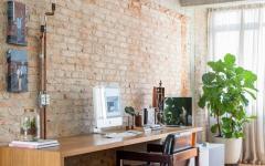 ambiance intérieure créative appartement rénové