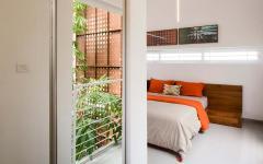 chambre à coucher parent design moderne