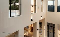 design intérieur original agencement créatif maison d'architecte