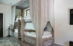belle demeure au dortoir lits superposés