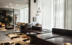 séjour design classe et chic villa de vacances