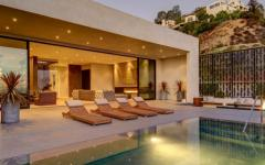 extérieur vue villa de luxe