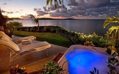 villa de vacances romantiques