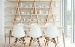 design intérieur loft appartement en blanc épurée scandinave