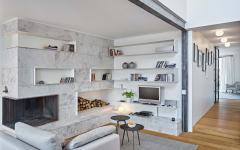 aménagement sobre appartement moderne en ville