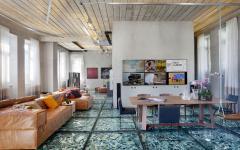 mobilier design luxe intérieur moderne maison
