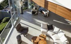 séjour intérieur mobilier moderne luxe