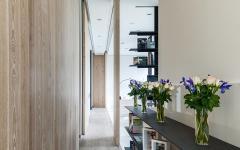 intérieur appartement luxueux moderne