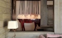 mobilier british couleurs douces