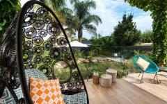 terrasse meubles de jardin chic design moderne