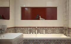 salle de bains unique designer russe