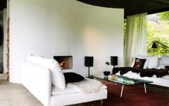 canapé séjour design scandinave