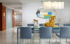 salle à manger ameublement moderne chic