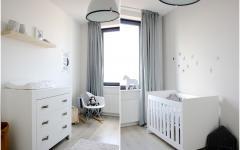 idées déco minimaliste chambre nouveau né