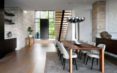 salle à manger ameublement design luxe