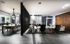 séjour maison de luxe citadine