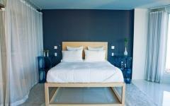 chambre à coucher maison moderne appartement de ville