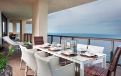 appartement avec vue superbe sur la mer